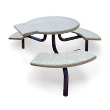 Picture for category ADA Concrete Picnic Tables
