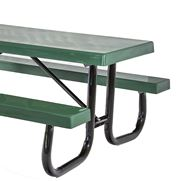 Picture for category Welded Steel Frame Fiberglass Picnic Tables