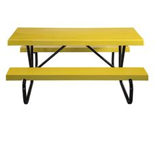 Picture for category Fiberglass Rectangular Picnic Tables