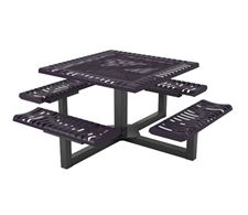 Picture for category Thermoplastic Square Picnic Tables