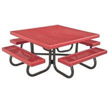 Picture for category Fiberglass Square Picnic Tables