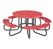 Picture for category Plastisol Round Picnic Tables