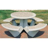 Picture for category Concrete Round Picnic Tables