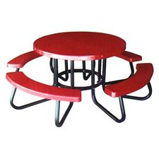 Picture for category Fiberglass Round Picnic Tables