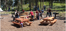 Picture for category Recycled Plastic Square Picnic Tables