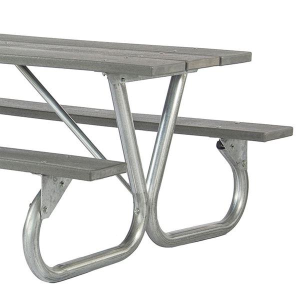 Good ... Picnic Table Frame Kits /; KP682BG. Picture Of KP682BG