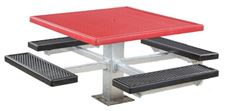 Picture for category Plastisol Picnic Tables