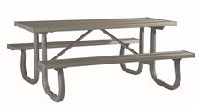 Picture for category Aluminum Picnic Tables