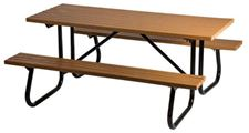 Picture for category Recycled Plastic Picnic Tables