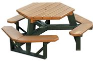 Picture for category Hexagonal Tables