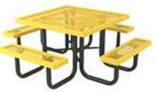 Picture for category Square Picnic Tables
