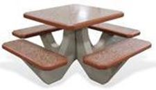 Picture for category Concrete Picnic Tables