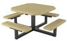 Picture for category Octagonal Picnic Tables