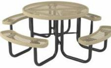 Picture for category Round Picnic Tables