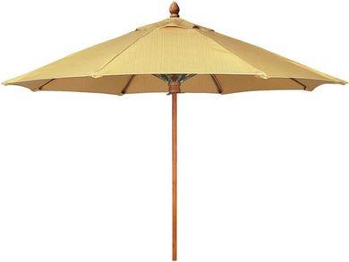 Market Umbrella 8 Foot Octagon Fiberbuilt Marine Grade