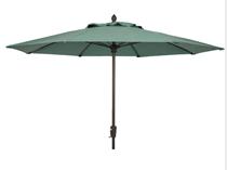 Market Umbrella 9 Foot Octagon Fiberbuilt Marine Grade