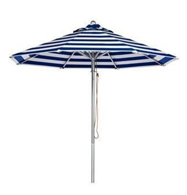 11 Ft. Octagonal Aluminum Market Umbrella with Marine Grade Fabric