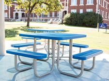 Picture for category Picnic Table by Shape